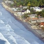 Чили пострадал от землетрясения и цунами