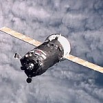 «Прогресс М-23М» затонул в тихом океане