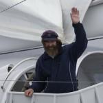 Федор Конюхов пересек основную часть Тихого океана