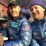 Россиянин и американец на воздушном шаре перелетели Тихий океан и установили два мировых рекорда